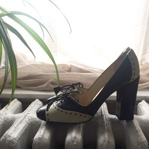 Marc Jacobs Heeled Oxfords